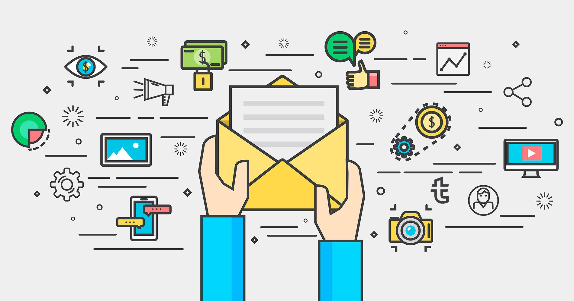 Email Marketing for Products and Services | SLN-Solutions
